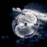 bulle de savon - Photo H. Moiselet