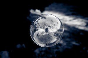 bulle de savon - photos H.Moiselet